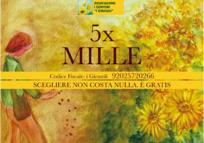 5xMille e 2xMille <br />Un aiuto concreto