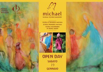 Open Day <br />Sabato 19 gennaio